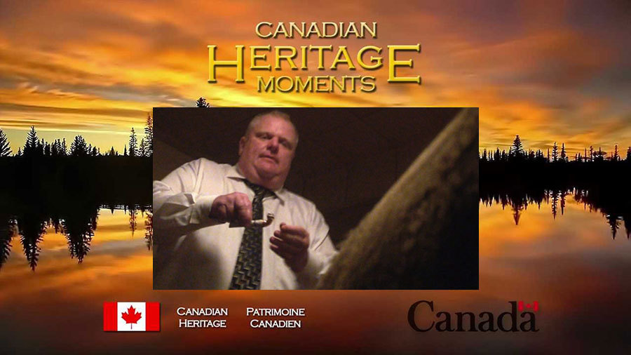DRUNK HERITAGE: A Canada Day Party!!!