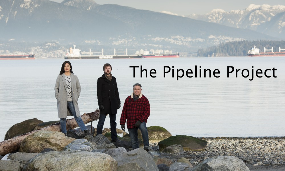 Help us bring The Pipeline Project to Ottawa!